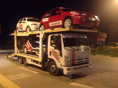 Toplu araç taşıma